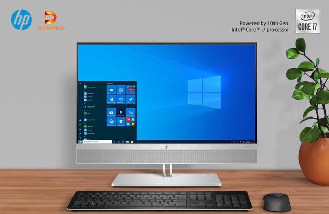 HP EliteOne 800 G6 AiO Touch - Bộ máy tính AIO có nhiều điểm mới ấn tượng - Ảnh 3.