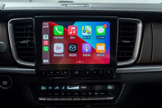 Mazda BT-50 2021 mang luồng gió mới cho phân khúc bán tải đô thị với tiện nghi như SUV cao cấp - Ảnh 4.