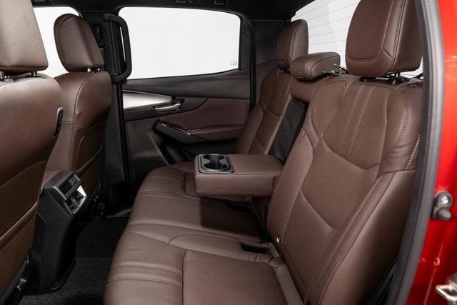 Mazda BT-50 2021 mang luồng gió mới cho phân khúc bán tải đô thị với tiện nghi như SUV cao cấp - Ảnh 5.