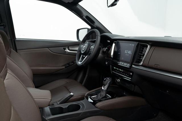 Mazda BT-50 2021 mang luồng gió mới cho phân khúc bán tải đô thị với tiện nghi như SUV cao cấp - Ảnh 7.