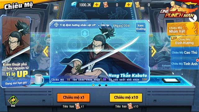 17/9 – Chuỗi sự kiện Samurai nguyên tử phá đảo thế giới One Punch Man: The Strongest - Ảnh 1.