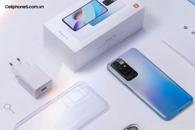 Smartphone màn hình 90Hz, pin khủng 5000mAh giảm giá còn hơn 3 triệu - Ảnh 1.