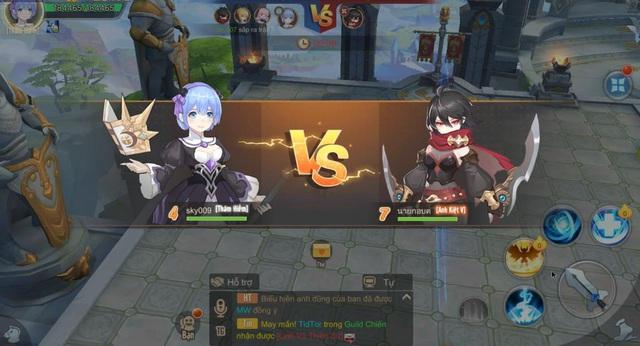 Game thủ nói gì khi thấy cả MOBA lẫn Battle Royale trong bom tấn nhập vai fantasy Cloud Song VNG? - Ảnh 2.
