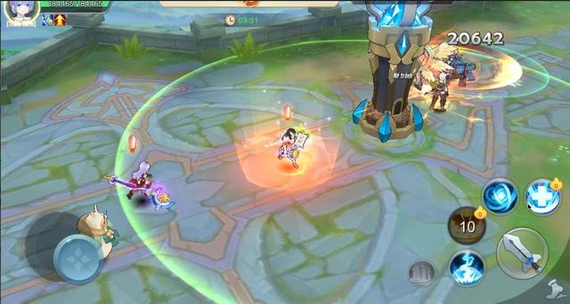 Game thủ nói gì khi thấy cả MOBA lẫn Battle Royale trong bom tấn nhập vai fantasy Cloud Song VNG? - Ảnh 3.