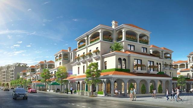 Western Village FLC Quảng Bình - Đô thị sầm uất phong cách miền viễn Tây - Ảnh 1.