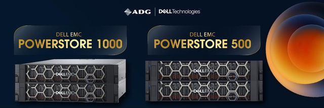 Dell EMC PowerStore 500 & 1000 – chi phí tối ưu, hiệu năng vượt trội - Ảnh 1.