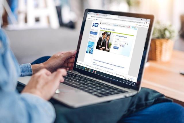 Triển khai Giải ngân Online – ACB giúp doanh nghiệp tiếp cận nguồn vốn nhanh, 24/7 - Ảnh 2.