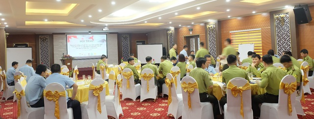 Ra mắt Nền tảng đào tạo trực tuyến về trách nhiệm giải trình trong nhập khẩu gỗ tại Việt Nam - Ảnh 3.