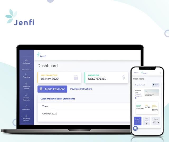 Monk's Hill Ventures đầu tư 6,3 triệu USD vào Jenfi – một fintech startup đến từ Singapore - Ảnh 2.