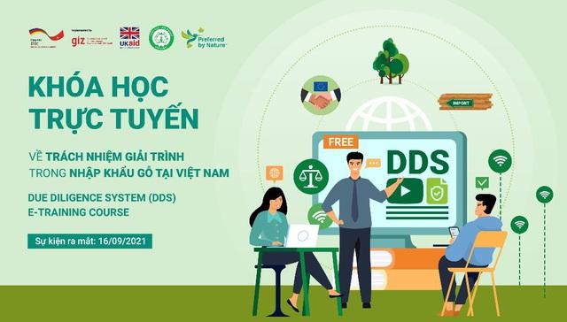 Ra mắt Nền tảng đào tạo trực tuyến về trách nhiệm giải trình trong nhập khẩu gỗ tại Việt Nam - Ảnh 4.
