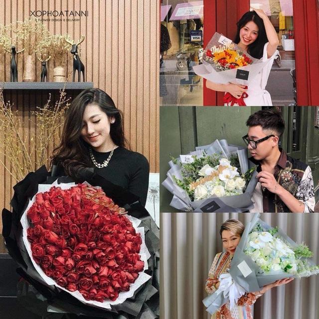 Bán hoa tiền triệu/bó vẫn đắt khách, nhiều sao Việt cũng lùng mua, tiệm hoa này có bí quyết gì? - Ảnh 2.