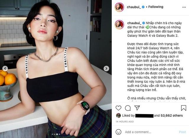 Châu Bùi và Khánh Linh đâu có bỏ lỡ trend mới đầy healthy này, bạn thì sao? - ảnh 5