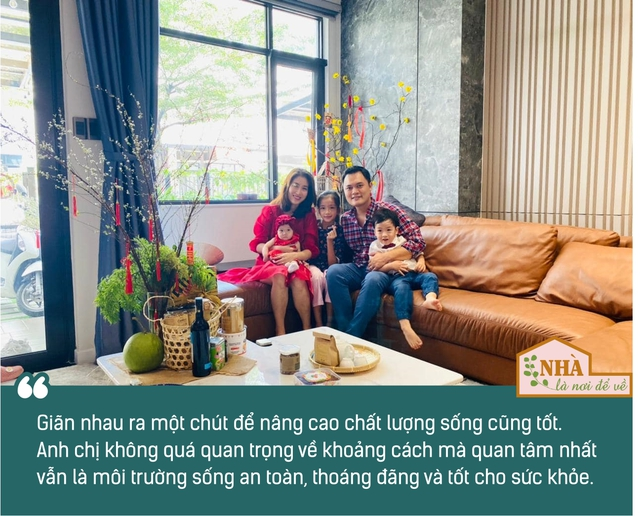 Từ trung tâm chuyển ra ngoại thành, đôi vợ chồng trẻ trốn cảnh xô bồ, chỉ mong sống giãn ra để giải tỏa áp lực - Ảnh 10.
