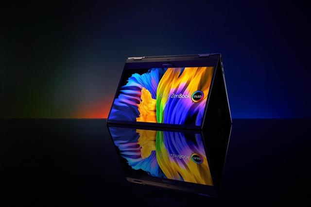 Trải nghiệm không giới hạn cùng ASUS ZenBook Flip 13 OLED - Ảnh 2.