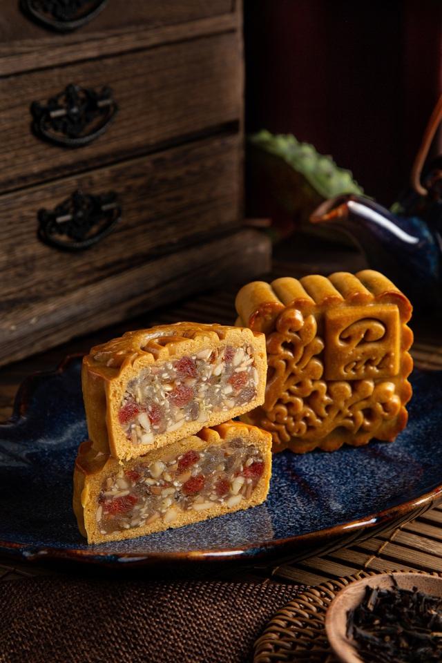 Bánh trung thu D'art: Tự hào văn hoá qua từng chiếc bánh - Ảnh 1.