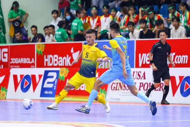 Nhờ đâu mà đội tuyển futsal Việt Nam lọt vào vòng 1/8 World Cup? - ảnh 1