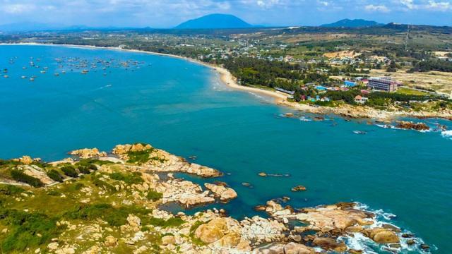 Giới đầu tư săn đất nền ven biển La Gi chờ ngày lên thành phố - Ảnh 2.