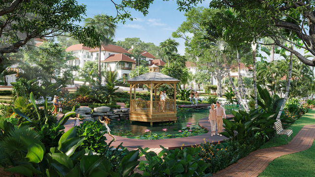 """Sun Tropical Village: """"Ngôi làng nhiệt đới"""" giữa thiên nhiên Nam Phú Quốc - Ảnh 1."""