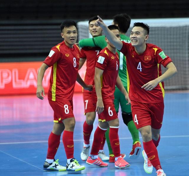 Nhờ đâu mà đội tuyển futsal Việt Nam lọt vào vòng 1/8 World Cup? - ảnh 2