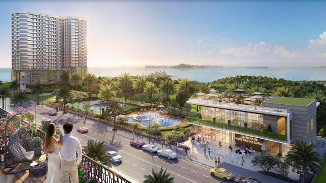Bất động sản Hạ Long: Sức hút của đô thị ở có quy mô lớn tại Bãi Cháy - Ảnh 1.