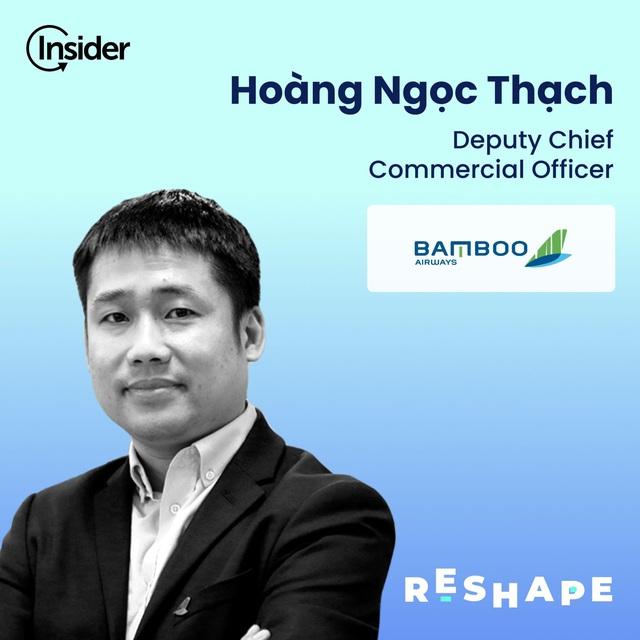 Sếp Bamboo Airways: Ưu tiên chuyển đổi số, lấy khách hàng làm trung tâm - Ảnh 1.
