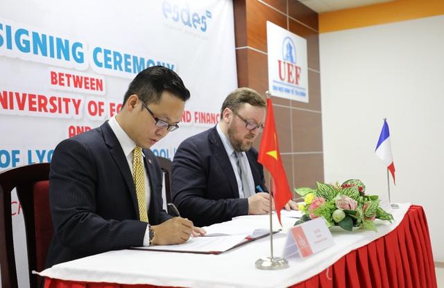 UEF sẽ là trường thành viên tiên phong tại Đông Nam Á của Liên minh Cintana - ảnh 4