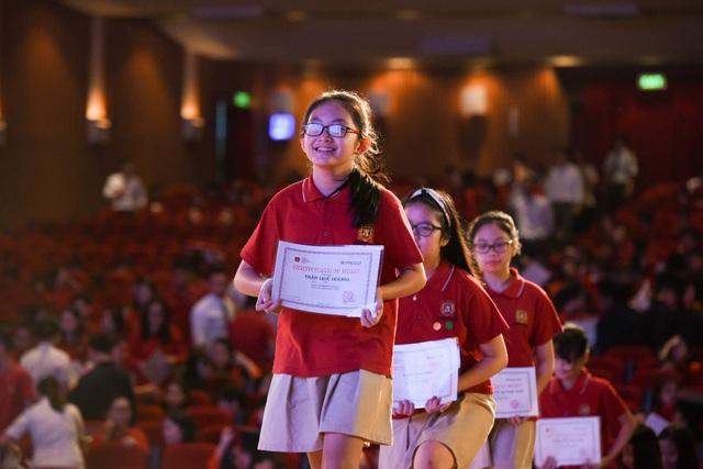 7 thành tích ấn tượng của học sinh VAS trong năm học 2020-2021 - Ảnh 2.