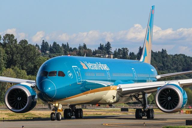 Vietnam Airlines - hãng hàng không Việt đầu tiên được cấp phép bay thẳng đến Hoa Kỳ - Ảnh 1.