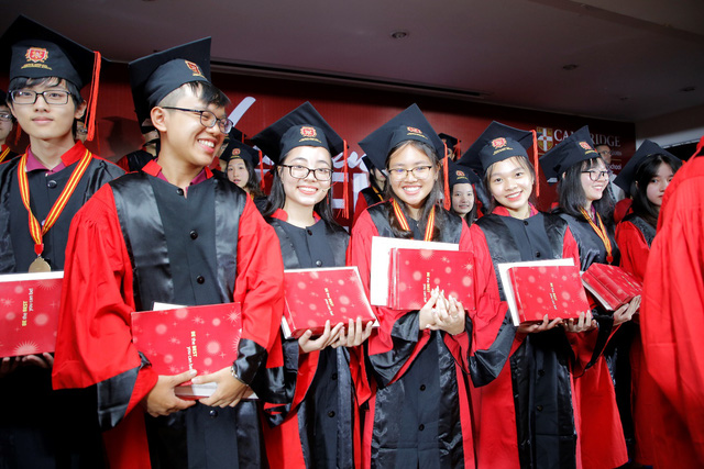 7 thành tích ấn tượng của học sinh VAS trong năm học 2020-2021 - ảnh 1