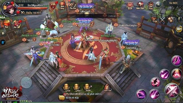 """3 bom tấn Perfect World """"cưa đổ"""" hàng triệu game thủ Việt Nam, tung hoành BXH trong nhiều năm liên tiếp - Ảnh 6."""