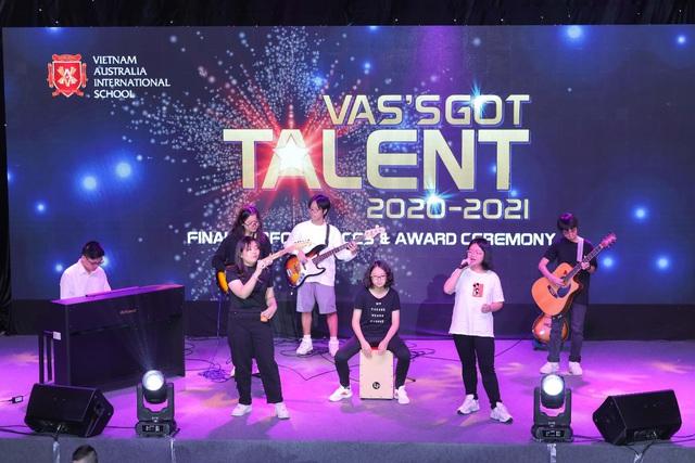 7 thành tích ấn tượng của học sinh VAS trong năm học 2020-2021 - Ảnh 3.