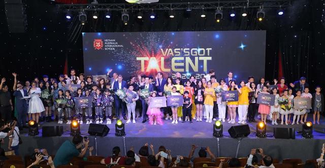7 thành tích ấn tượng của học sinh VAS trong năm học 2020-2021 - ảnh 3