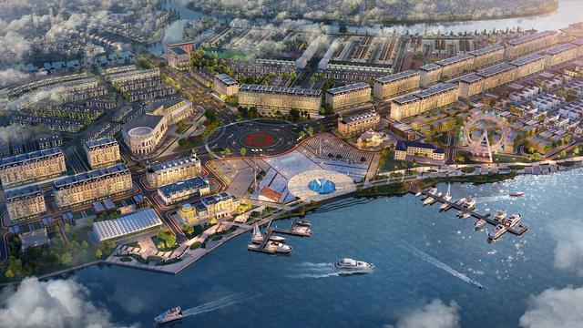 Aqua City: Giá trị bảo chứng từ hệ sinh thái vận hành đẳng cấp - Ảnh 1.