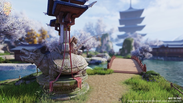Cận cảnh đồ hoạ đỉnh cao của tựa game đẹp bậc nhất Trung Quốc - Ảnh 2.