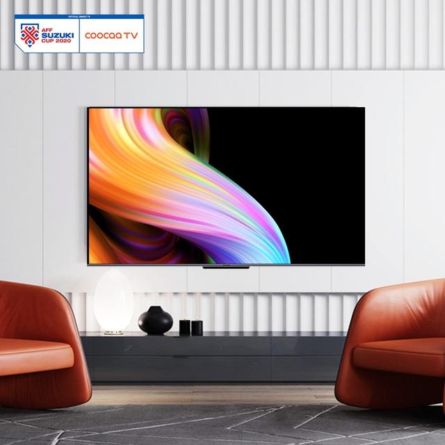 Giải mã sức hút siêu phẩm S6G Pro Max đến từ thương hiệu coocaa TV - Ảnh 1.