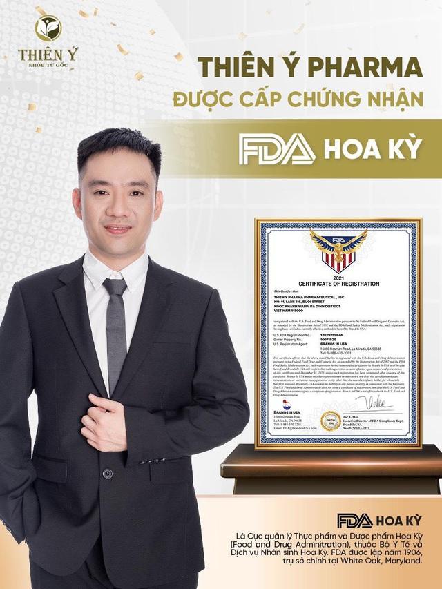Thiên Ý Pharma - Bảo vệ sức khỏe gia đình bạn - Ảnh 1.