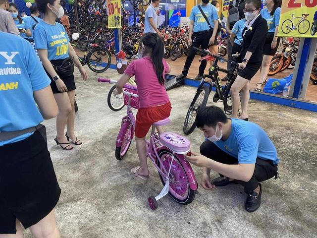 Thế Giới Di Động tăng tốc mở shop xe đạp, kỳ vọng doanh thu 400 tỷ - Ảnh 2.