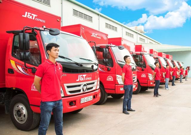 """J&T Express cam kết chất lượng của """"bộ ba"""" dịch vụ giao hàng - Ảnh 3."""