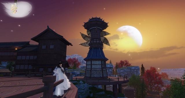 Cận cảnh đồ hoạ đỉnh cao của tựa game đẹp bậc nhất Trung Quốc - Ảnh 5.