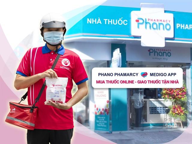 Thành công gọi vốn 1.000.000 USD, Medigo tiếp tục hái quả ngọt với Phano Pharmacy - Ảnh 2.
