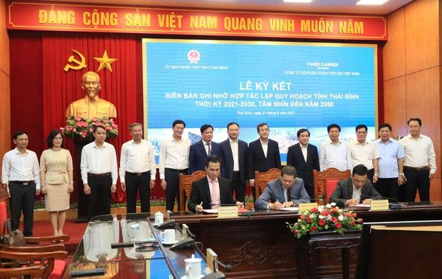 Tỉnh Thái Bình mời tư vấn quốc tế tham gia lập quy hoạch tỉnh thời kì 2021-2030 - Ảnh 1.