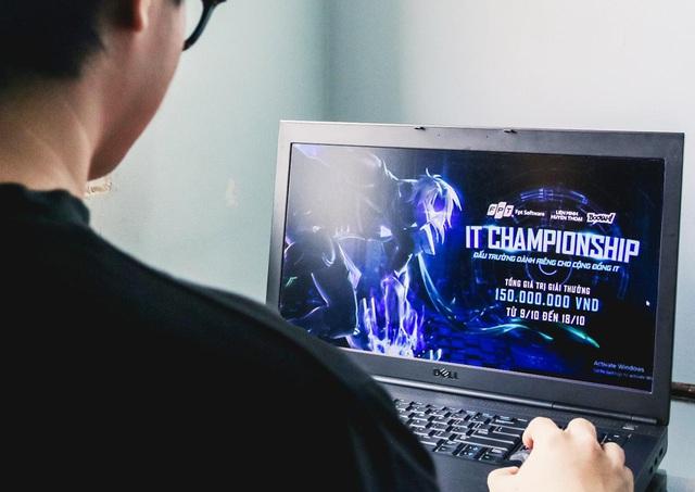 IT Championship đấu trường eSports dành riêng cho cộng đồng CNTT - Ảnh 1.