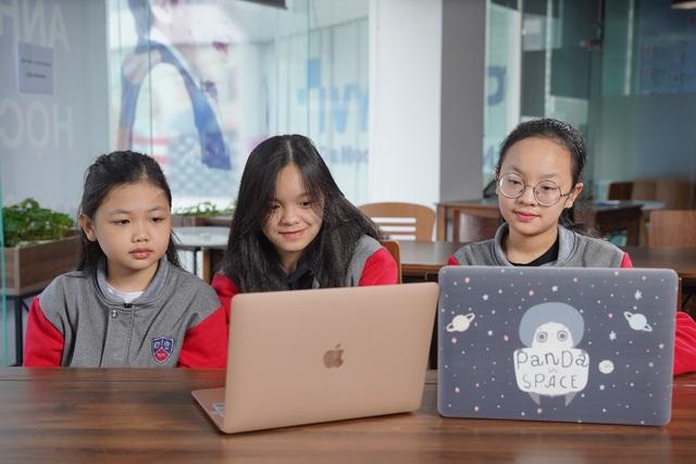 Trường quốc tế Mỹ trực tuyến tặng 100 suất học bổng trị giá 2,4 tỷ đồng - Ảnh 2.
