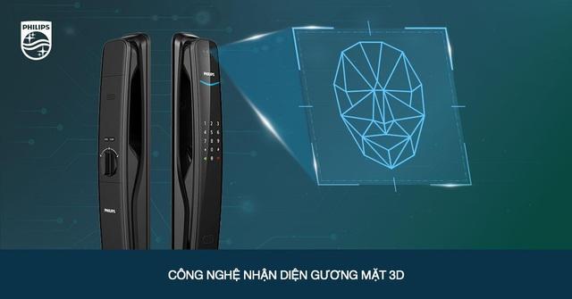 Series Philips DDL702 - Sự bứt phá mới về công nghệ khóa cửa thông minh - Ảnh 1.