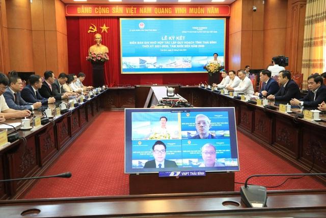 Tỉnh Thái Bình mời tư vấn quốc tế tham gia lập quy hoạch tỉnh thời kì 2021-2030 - Ảnh 2.
