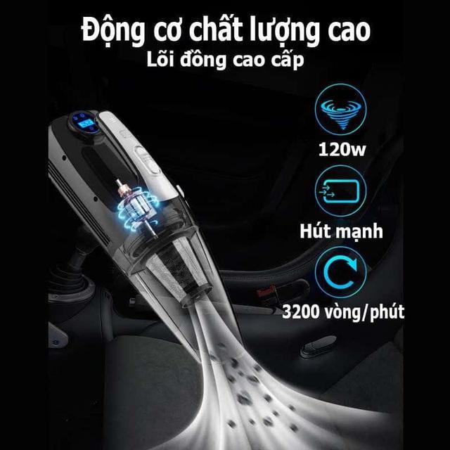 TVTAZ - Nơi cung cấp máy hút bụi ô tô chất lượng, giá ưu đãi trên toàn quốc - Ảnh 2.