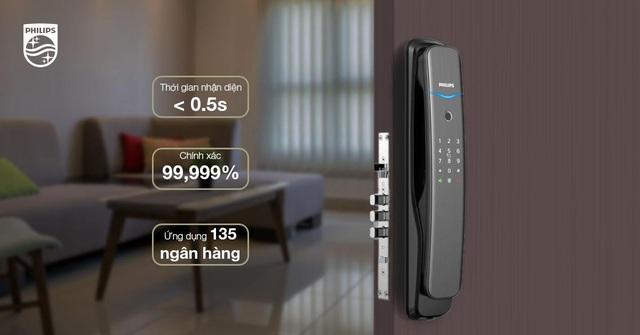 Series Philips DDL702 - Sự bứt phá mới về công nghệ khóa cửa thông minh - Ảnh 4.