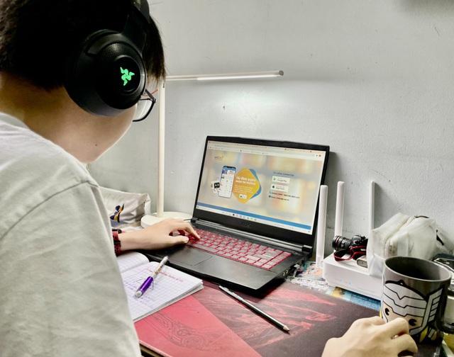 Chuyên gia khuyến nghị giải pháp khắc phục 'nghẽn mạng' khi học trực tuyến - Ảnh 1.