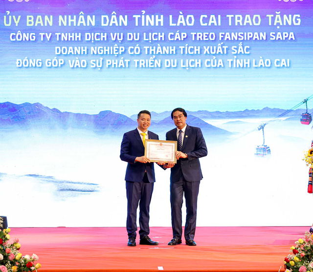 """Kinh tế Lào Cai và """"cú hích"""" đột phá từ du lịch - Ảnh 4."""