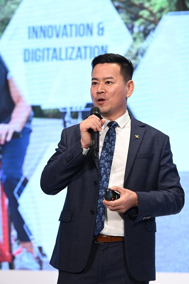 CEO Prudential Việt Nam: Không ai bị bỏ lại phía sau - Ảnh 1.